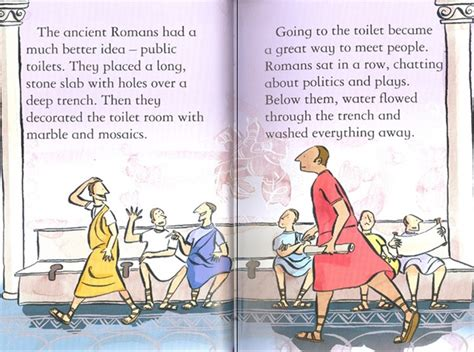Usborne See Inside Inventions the story of toilets telephones and other useful