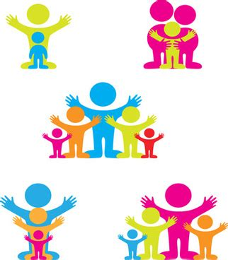 family gathering design vector family free vector download 449 free vector for