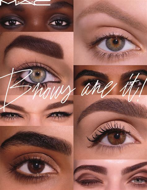 Mac Eyebrow preview mac brows are it by brow expert damone
