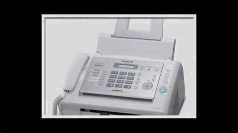 Fax Panasonic Kx Fl422 M 225 Y Fax Panasonic Laser Kx Fl422