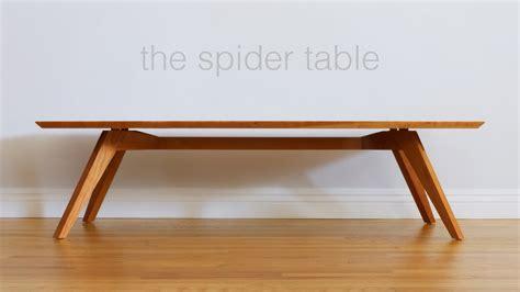 mid century modern cocktail table
