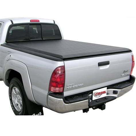 tacoma bed covers 35189 literider tonneau cover toyota tacoma 5 bed 2005