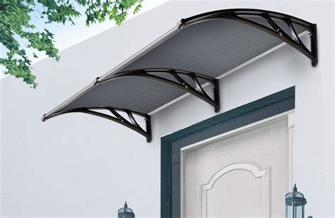 Window Canopy The Hamilton Outdoor Window Awning Cover 3000 X 1200mm