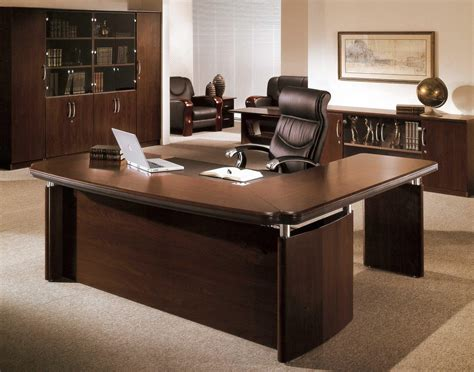 Desk In Office Office Desk Executive Desk Side Cupboard Drawers Cabinet Horizontal Product Photos Office Desk