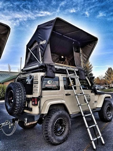 roof top tent jeep best 25 jeep cing ideas on