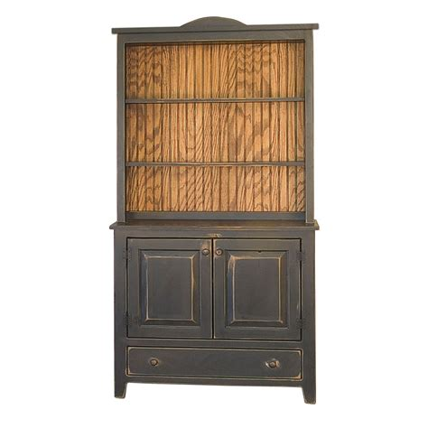 Riegsecker Cabinets by Biscuit Safe With Hutch Amish Primitive Pine Amish