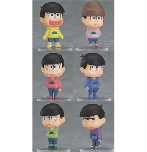 Osomatsu San Mini Figure osomatsu san mini figures 4 cm assortment 6 for only 163
