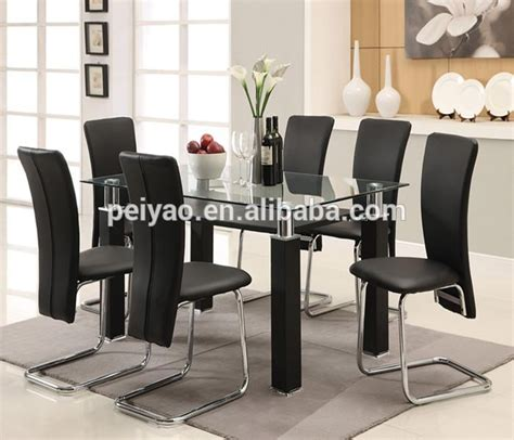 tempered glass dining table 20 best dining room glass tables sets dining room ideas