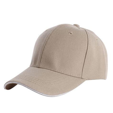 s casual sports baseball hat cap blank