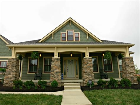 Single Story Bungalow House Plans by Single Storey Bungalow House Plans Craftsman Bungalow