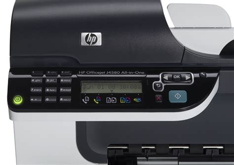 Printer Hp Officejet J4660 All In One hp j4660 all in one driver