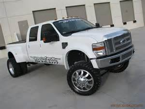 Ford Dually Lifted Ford F450 Dually Lifted