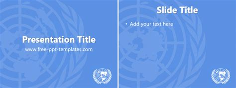powerpoint templates united nations un ppt template free powerpoint templates