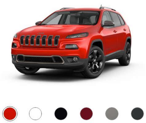 jeep 2017 colors 2017 jeep color options