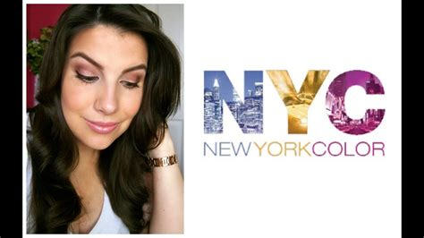 nyc new york color 1 brand tutorial nyc new york color