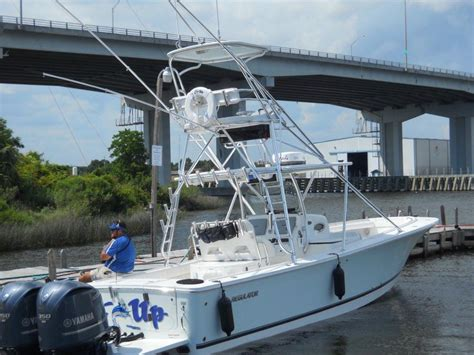 boat rod tower blue coral sport fishing towers pensacola florida