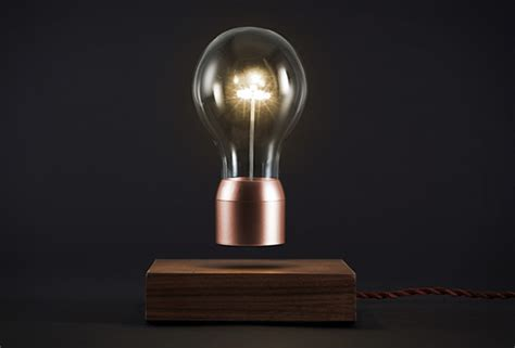 levitating bulb flyte a wireless and floating light bulb that lasts 22