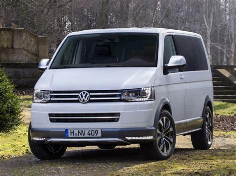 volkswagen minivan 2014 geneva 2014 volkswagen multivan alltrack concept