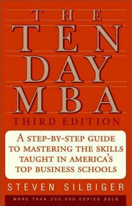 The 10 Day Mba Steven Silbiger Pdf by Free Apps Best Desktop Computer 2015