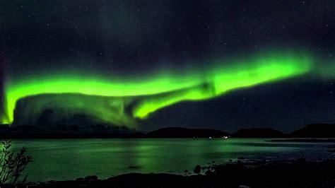 Lights Out Youtube Nordlichter Norwegen Kommune Bindal An Der Rv17 Youtube