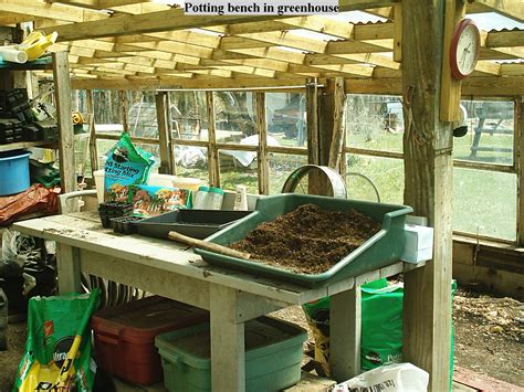 potting bench for greenhouse 1000 images about potting benches and sheds on pinterest
