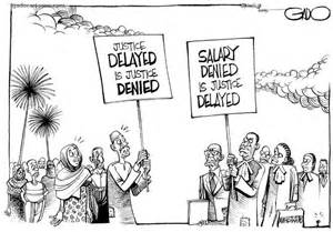 Essay Justice Delayed Is Justice Denied College by Salary Denied Is Justice Delayed Gado