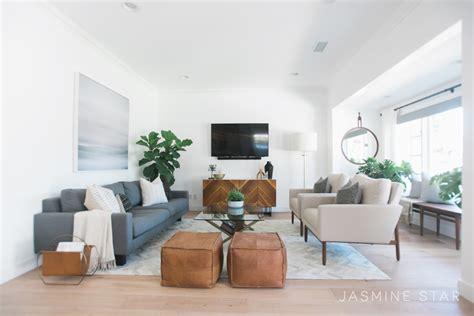 living room renovation jasmine star home renovation before after living room