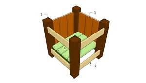 pdf diy plans for wooden planters things to build