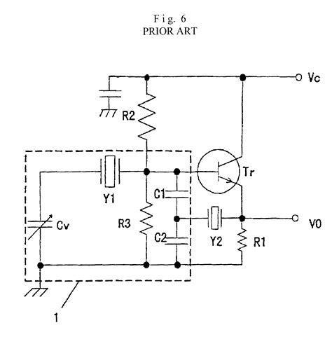 inductor oscillator circuit inductor piezo circuit 28 images patent us6294964 high stability piezoelectric oscillator