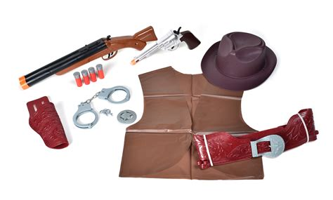 9956 Mainan Pistol Set Appliance days maxx west deluxe play set