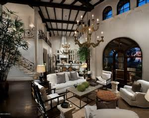 Spanish Interiors Homes by 17 Best Ideas About Spanish Style Interiors On Pinterest