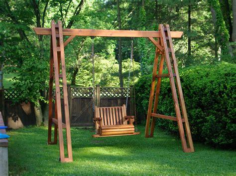 redwood swing set rory s armchair swing set redwood swings forever redwood