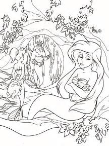 baby disney princess coloring pages download free