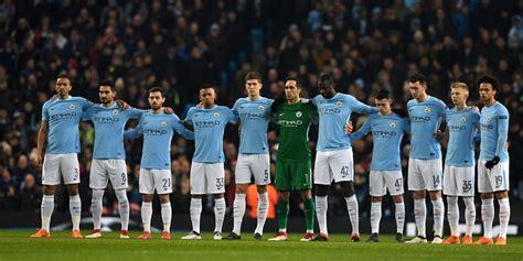 Tshirtt Shirtkaosoblongsablon Bola Klub Manchester City hadapi mu manchester city pantang kecilkan suara musik bola net