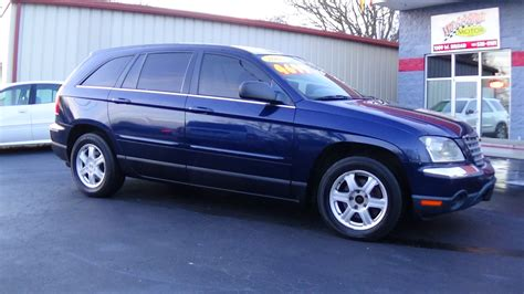 2006 Chrysler Pacifica by 2006 Chrysler Pacifica Touring Buffyscars