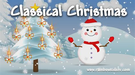 hours  classical christmas songs instrumental christmas  youtube