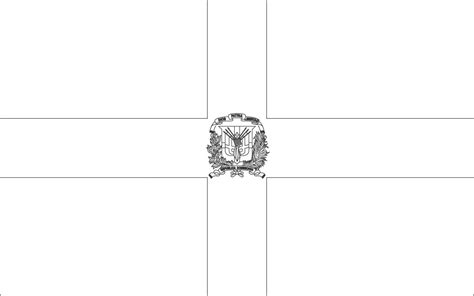 haiti flag coloring sheet coloring pages