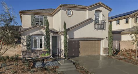 the woodlands arbor heights new home community simi