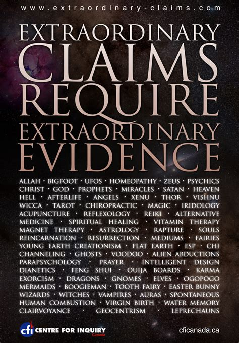 is there after the extraordinary science of what happens when we die books extraordinary claims require extraordinary evidence