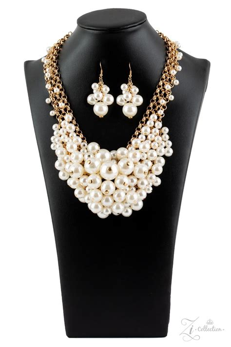 paparazzi exec  tive zi collection  white pearl