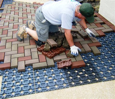 How To Install Rubber Patio Pavers by Vast Enterprises Reaches Environmental Milestone