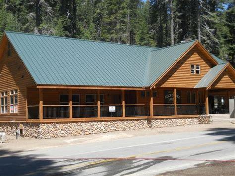 Bucks Lake Cabins by Bucks Lake Lodge Quincy Ca Cground Reviews Tripadvisor