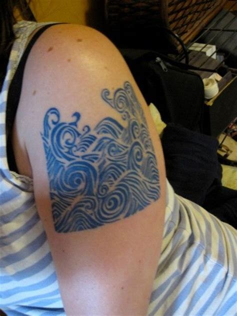 wave pattern tattoo 17 best images about wave tattoo ideas on pinterest zen