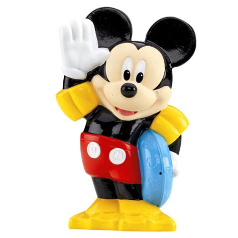 mickey mouse clubhouse bath squirter mickey