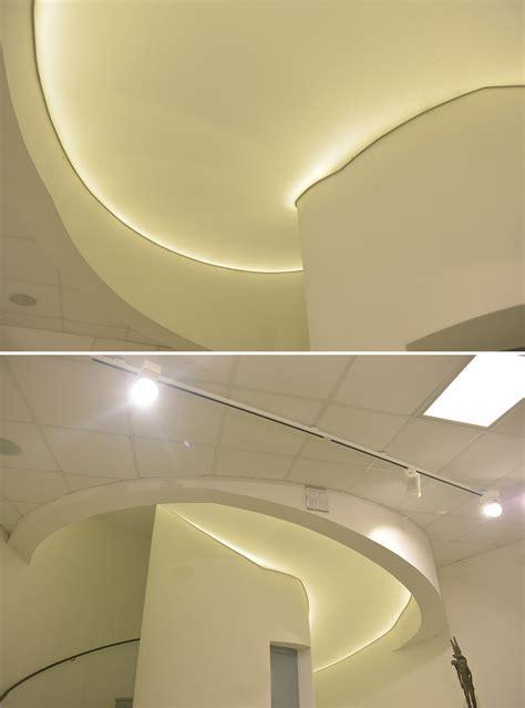 soffitto teso soffitto teso latobliquo creative inclinazioni
