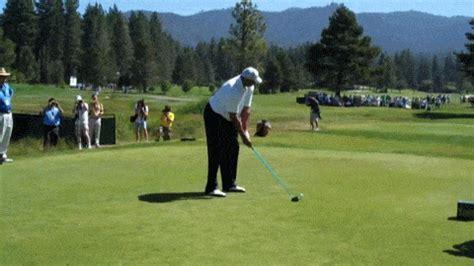 barkley golf swing charles barkley s baseball swing just as bad as golf swing