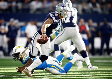 cowboys chargers tickets dallas cowboys 3 takeaways vs chargers in week 12