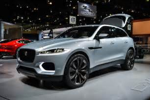 2015 Jaguar Suv 2015 Jaguar C X17 Suv Supercharged V6 From The Jaguar F