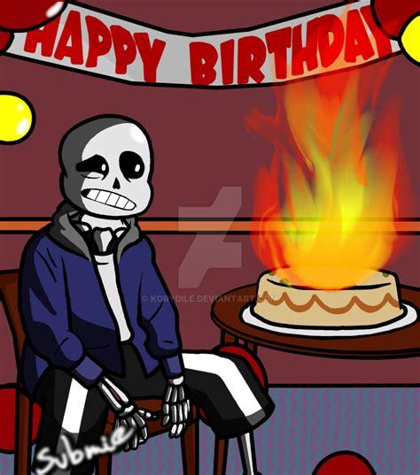 happy birthday undertale by zudix on deviantart undertale birthday by korydile on deviantart