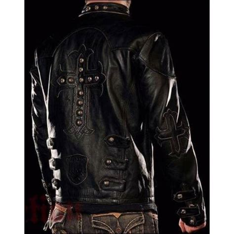 Leather For Triade Original Leather Limited Edition 2 63 affliction other affliction silent limited edition leather jacket from r s closet on
